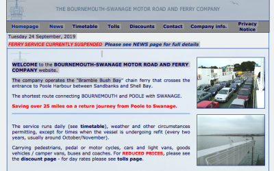 Ferry Company News