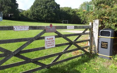 Closure of Children's Play Facilities