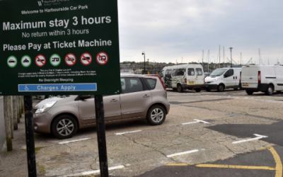 Dorset Council suspends charges in their car parks to support key workers and residents