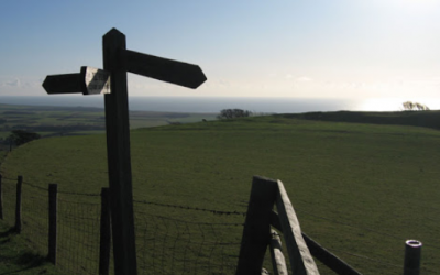 Message from Dorset Council about public Rights of Way